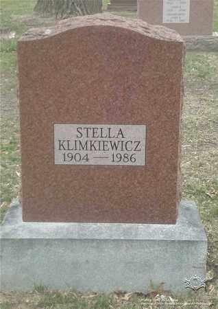 KLIMKIEWICZ, STELLA - Lucas County, Ohio | STELLA KLIMKIEWICZ - Ohio Gravestone Photos