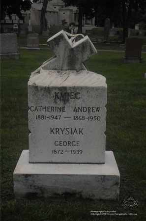KMIEC, ANDREW - Lucas County, Ohio | ANDREW KMIEC - Ohio Gravestone Photos