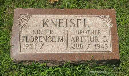 KNEISEL, FLORENCE - Lucas County, Ohio | FLORENCE KNEISEL - Ohio Gravestone Photos