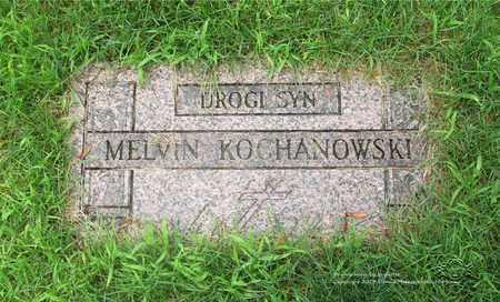 KOCHANOWSKI, MELVIN - Lucas County, Ohio | MELVIN KOCHANOWSKI - Ohio Gravestone Photos