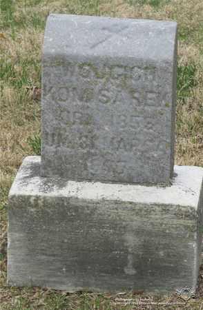 KOMISAREK, WOJCIECH - Lucas County, Ohio | WOJCIECH KOMISAREK - Ohio Gravestone Photos