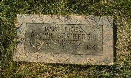 KORALEWSKI, MICHAL - Lucas County, Ohio   MICHAL KORALEWSKI - Ohio Gravestone Photos