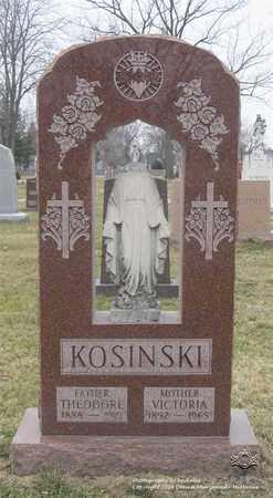 KOSINSKI, VICTORIA - Lucas County, Ohio   VICTORIA KOSINSKI - Ohio Gravestone Photos