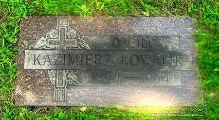 KOWALIK, KAZIMIERZ - Lucas County, Ohio | KAZIMIERZ KOWALIK - Ohio Gravestone Photos