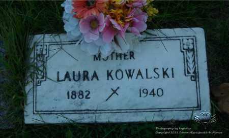 ZAWODNY KOWALSKI, LAURA - Lucas County, Ohio | LAURA ZAWODNY KOWALSKI - Ohio Gravestone Photos