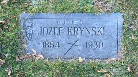 KRYNSKI, JOZEF - Lucas County, Ohio | JOZEF KRYNSKI - Ohio Gravestone Photos