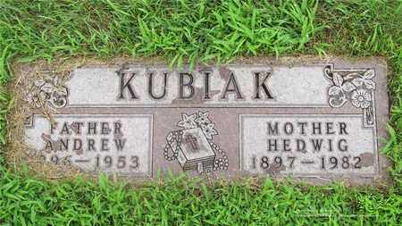 KUBIAK, HEDWIG (HATTIE) - Lucas County, Ohio | HEDWIG (HATTIE) KUBIAK - Ohio Gravestone Photos