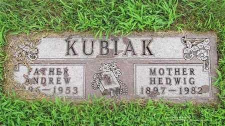 KUBIAK, ANDREW - Lucas County, Ohio | ANDREW KUBIAK - Ohio Gravestone Photos