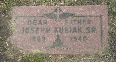 KUBIAK, JOSEPH - Lucas County, Ohio | JOSEPH KUBIAK - Ohio Gravestone Photos