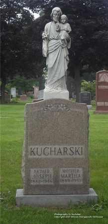 GLESMER KUCHARSKI, MARTHA - Lucas County, Ohio   MARTHA GLESMER KUCHARSKI - Ohio Gravestone Photos