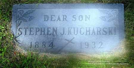 KUCHARSKI, STEPHEN J. - Lucas County, Ohio | STEPHEN J. KUCHARSKI - Ohio Gravestone Photos