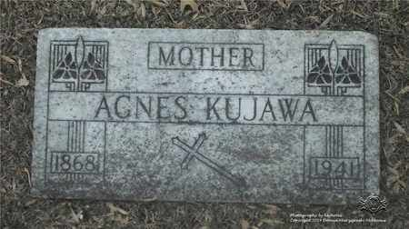 KUJAWA, AGNES - Lucas County, Ohio | AGNES KUJAWA - Ohio Gravestone Photos
