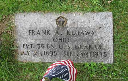 KUJAWA, FRANK A. - Lucas County, Ohio | FRANK A. KUJAWA - Ohio Gravestone Photos