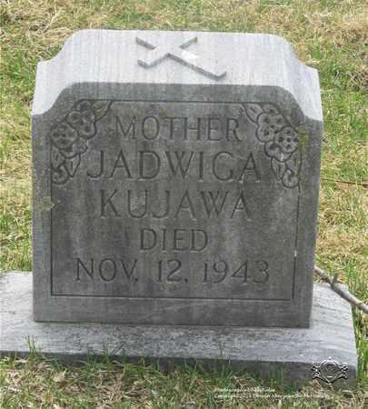 GAWRONSKI KUJAWA, JADWIGA - Lucas County, Ohio   JADWIGA GAWRONSKI KUJAWA - Ohio Gravestone Photos