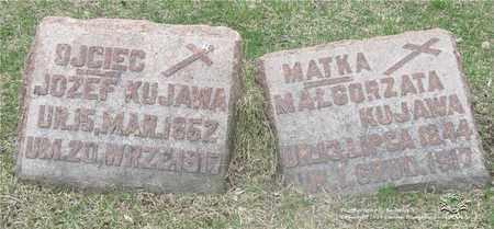 KUJAWA, JOZEF - Lucas County, Ohio | JOZEF KUJAWA - Ohio Gravestone Photos