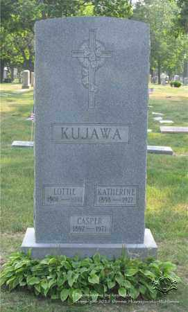KUJAWA, LOTTIE - Lucas County, Ohio | LOTTIE KUJAWA - Ohio Gravestone Photos