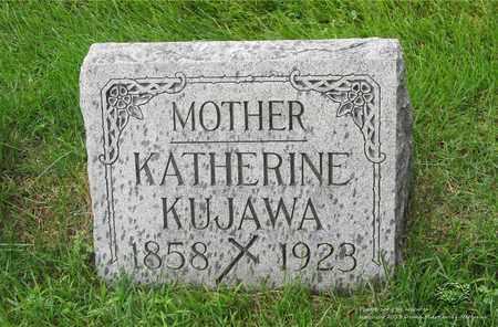 HOLAS KUJAWA, KATHERINE - Lucas County, Ohio | KATHERINE HOLAS KUJAWA - Ohio Gravestone Photos