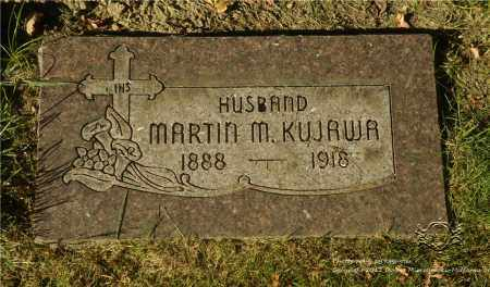 KUJAWA, MARTIN M. - Lucas County, Ohio | MARTIN M. KUJAWA - Ohio Gravestone Photos