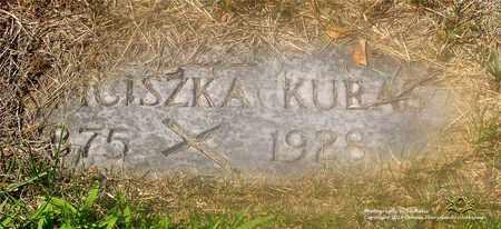 KURAS, FRANCISZKA - Lucas County, Ohio | FRANCISZKA KURAS - Ohio Gravestone Photos