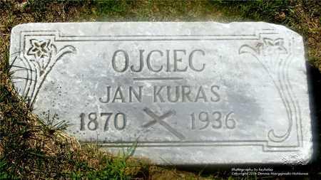 KURAS, JAN - Lucas County, Ohio   JAN KURAS - Ohio Gravestone Photos