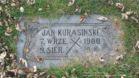 KURASINSKI, JAN - Lucas County, Ohio | JAN KURASINSKI - Ohio Gravestone Photos