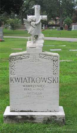 KWIATKOWSKI, ROZALIA - Lucas County, Ohio | ROZALIA KWIATKOWSKI - Ohio Gravestone Photos