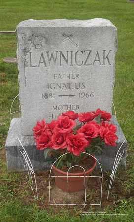 LAWNICZAK, IGNATIUS - Lucas County, Ohio | IGNATIUS LAWNICZAK - Ohio Gravestone Photos
