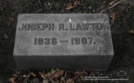 LAWTON, JOSEPH R. - Lucas County, Ohio   JOSEPH R. LAWTON - Ohio Gravestone Photos