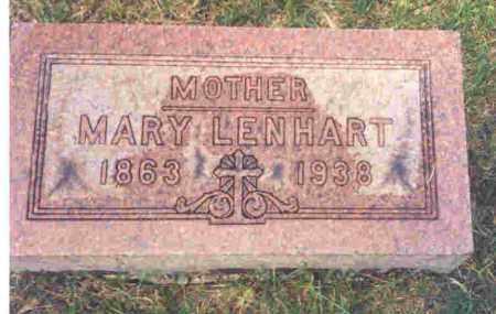 MARTIN LENHART, MARIA R. - Lucas County, Ohio | MARIA R. MARTIN LENHART - Ohio Gravestone Photos