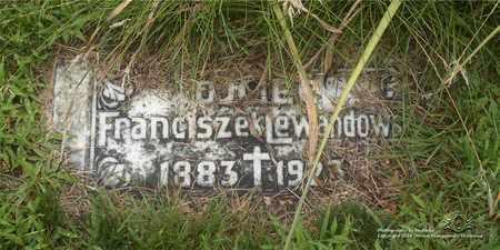 LEWANDOWSKI, FRANCISZEK - Lucas County, Ohio   FRANCISZEK LEWANDOWSKI - Ohio Gravestone Photos