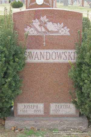 LEWANDOWSKI, JOSEPH - Lucas County, Ohio | JOSEPH LEWANDOWSKI - Ohio Gravestone Photos