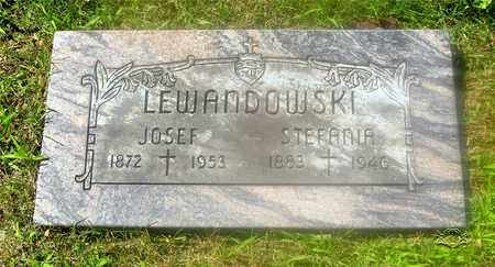 LEWANDOWSKI, JOSEF - Lucas County, Ohio | JOSEF LEWANDOWSKI - Ohio Gravestone Photos