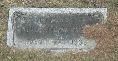 LEWANDOWSKI, MICHAL - Lucas County, Ohio | MICHAL LEWANDOWSKI - Ohio Gravestone Photos