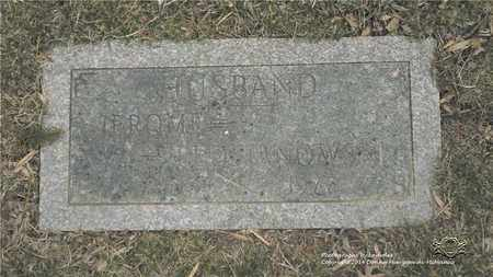 LEDZIANOWSKI, JEROME - Lucas County, Ohio | JEROME LEDZIANOWSKI - Ohio Gravestone Photos