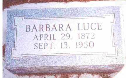 GEDERT LUCE, BARBARA LUCIA? - Lucas County, Ohio | BARBARA LUCIA? GEDERT LUCE - Ohio Gravestone Photos