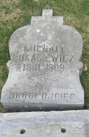 LUKASIEWICZ, MICHAEL - Lucas County, Ohio | MICHAEL LUKASIEWICZ - Ohio Gravestone Photos