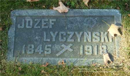 LYCZYNSKI, JOZEF - Lucas County, Ohio | JOZEF LYCZYNSKI - Ohio Gravestone Photos