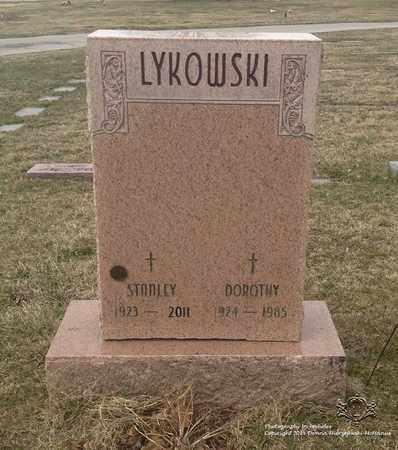 LYKOWSKI, STANLEY - Lucas County, Ohio | STANLEY LYKOWSKI - Ohio Gravestone Photos