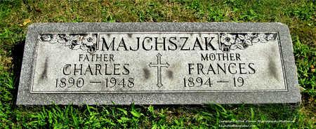 MAJCHSZAK, FRANCES - Lucas County, Ohio | FRANCES MAJCHSZAK - Ohio Gravestone Photos