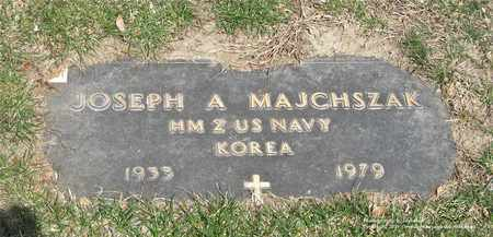 MAJCHSZAK, JOSEPH A. - Lucas County, Ohio | JOSEPH A. MAJCHSZAK - Ohio Gravestone Photos