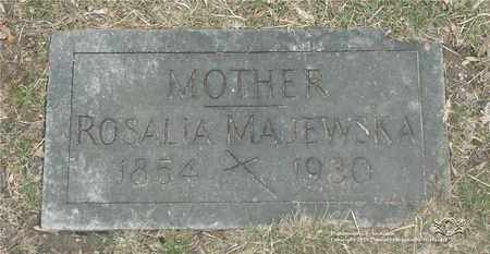 MAJEWSKA, ROSALIA - Lucas County, Ohio | ROSALIA MAJEWSKA - Ohio Gravestone Photos