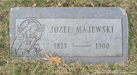 MAJEWSKI, JOZEF - Lucas County, Ohio | JOZEF MAJEWSKI - Ohio Gravestone Photos