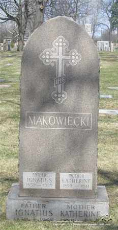 MAKOWIECKI, KATHERINE - Lucas County, Ohio | KATHERINE MAKOWIECKI - Ohio Gravestone Photos