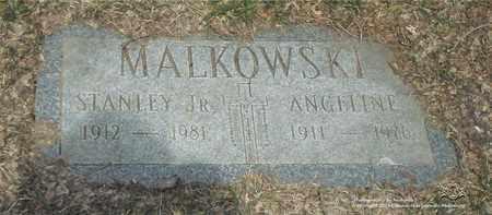 MALKOWSKI, ANGELINE - Lucas County, Ohio | ANGELINE MALKOWSKI - Ohio Gravestone Photos