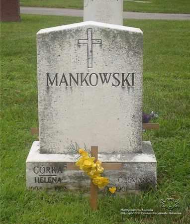 MANKOWSKI, CLEMENS - Lucas County, Ohio | CLEMENS MANKOWSKI - Ohio Gravestone Photos