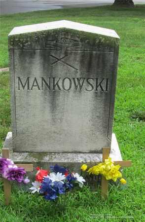 MANKOWSKI, CZESLAW - Lucas County, Ohio | CZESLAW MANKOWSKI - Ohio Gravestone Photos