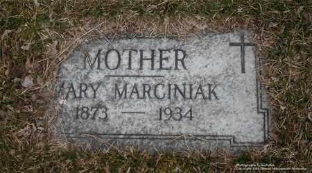 WOLINSKA MARCINIAK, MARY - Lucas County, Ohio | MARY WOLINSKA MARCINIAK - Ohio Gravestone Photos