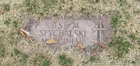 SPYCHALSKI, ROSE MARY - Lucas County, Ohio | ROSE MARY SPYCHALSKI - Ohio Gravestone Photos