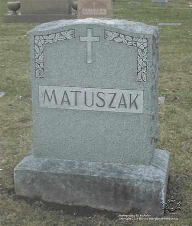 MATUSZAK, FAMILY MONUMENT - Lucas County, Ohio | FAMILY MONUMENT MATUSZAK - Ohio Gravestone Photos