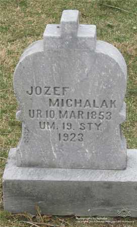 MICHALAK, JOZEF - Lucas County, Ohio | JOZEF MICHALAK - Ohio Gravestone Photos